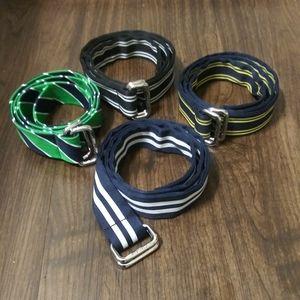 Daniel Cremieux D Ring Belt
